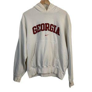Vintage Nike Georgia Bulldogs Hoodie